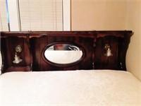 King Size Bed Frame, Storage Underneath