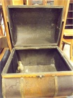 Printer Cabinet, Décor Storage Trunk