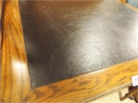 """Game Type Table, 34"""" square, 29"""" tall"""