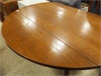 Ethan Allen Drop Leaf Table, 1 Leaf