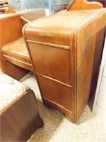 Vanity Dresser with Mirror, Seat
