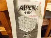 Aspen Simplicity Child's 4-in-1 Bed