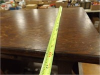 Wood Magazine Holder/Table