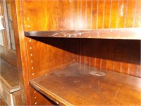 Cabinet with Adjustable Shelves