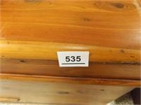 """Cedar Chest, 43"""" x 19"""""""