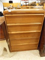 """Chest of Drawers, 5 Drawers, 42"""" x 16"""""""