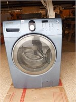 Samsung Clothes Washer, Blue
