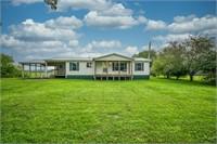 62 Ac Farm / DW Mobile Home