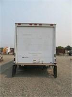 24' Morgan Truck Box w/ lift gate