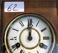 62 - INTERESTING WALL CLOCK