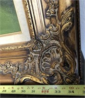 62 - EXQUISITE SIGNED FRAMED FLOWER PAINTING