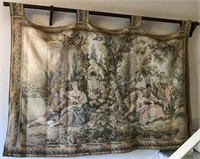 62 - TAPESTRY WALL HANGING