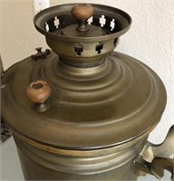 62 - VINTAGE COFFEE URN