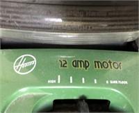62 - HOOVER 12 AMP VACUUM