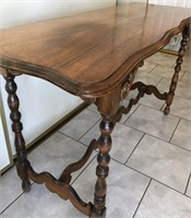 62 - VERY UNIQUE SIDE TABLE