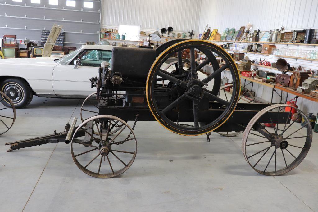 1910 TITAN ENGINE, MADE INTERNATIONAL HARVESTER