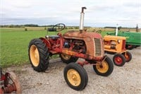 COCKSHUTT 20 GAS TRACTOR WITH 3PTH & PTO