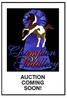 CHAMPION SADDLERY'S ONLINE SADDLE AND TACK AUCTION #21