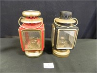 Coach Type Oil Lamps-(2)