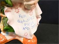 Grandma & Grandpa Banks; (2)