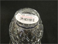 Votive Holder-Lead Crystal; Vase