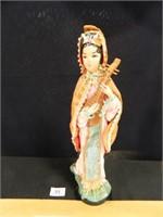 Asian Scroll; Doll; Wall Décor