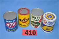 Campbell ONLINE ONLY PETROLIANA and ADVERTISING Auction