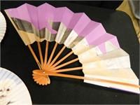 Decorative Fans; (5)