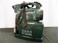 Coleman TV Lantern; Battery Power