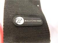 Bally Total Fitness Belt; w/Rings