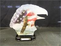 Eagle Figures; The Bradford Exchange