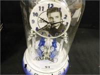 Elvis Presley Anniversary Clock