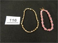 Beaded Bracelets; Made in China-3