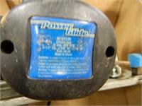 PowerGlide Circular Saw; Drill