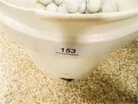 Golf Balls; Used Condition; 90 plus