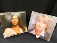 Female Artists; Vinyl Records; (15)