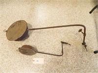 Vintage Kerosene Heaters; (2)