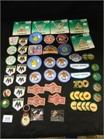 Girl Scout Patches-54; Key Chain