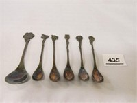Spoon Set; Made in Holland