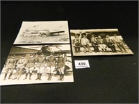 Post Cards-(3); Vintage Pictures