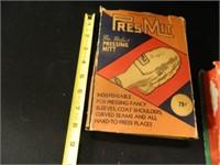 FreshMit Ironing Mitt; In Original Pkg