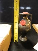 Earthenware Jar w/Holy Water