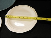 Plate Collection; (6); Assorted