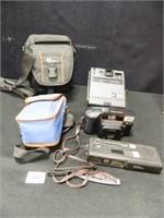 Cameras; Assorted; Fuji Discovery