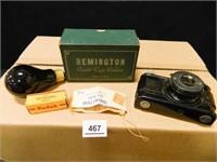 Camera Collectibles; Candid Camera