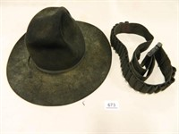 Resistol Hat; Ty Murray Collection
