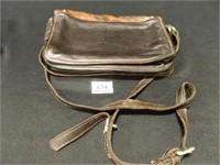 Tooled Leather Bag-Paraguay