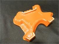 Texas Platter & Ashtray