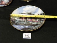 Collector's Plates; Assorted; (6)