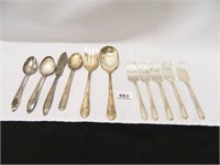 Silver plated Cutlery (11)
